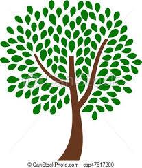 Tree Design Ornamental Tree Design With Green Leaves Ornamental Tree Design