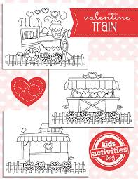 Here are the available worksheets about colours! Valentine Train Coloring Pages Free Valentine Coloring Pages For Kids