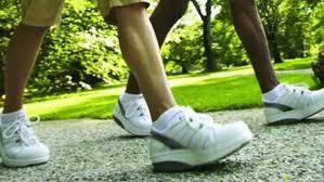 Caminar para bajar de peso