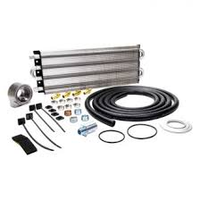 peterbilt 387 performance engine oil coolers carid com perma cool® 500 horsepower sandwich style hd engine oil cooler kit