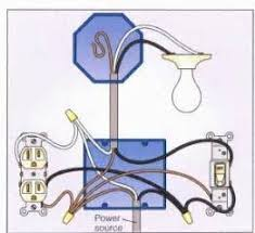 wiring diagram for 2 way light switch images light outlet 2 way switch wiring diagram