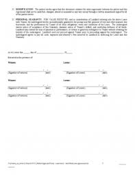 Commercial Lease Agreement Template Word | Template Business