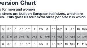 Zappos Shoe Size Chart Shimano Shoe Size Chart Facebook Lay Chart