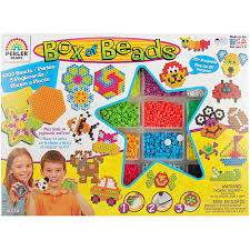 perler fuse bead value activity kit box of beads toys r us