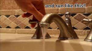 CHEAP & EASY way to clean the calcium build up off your faucet ...