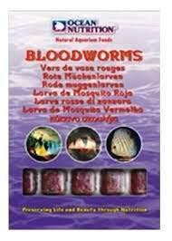 Resultado de imagen de larva roja de mosquito congelada