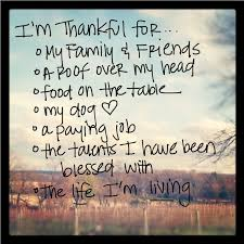 I Am Thankful Quotes Unique I Am Thankful For Quotes Thanksgiving Festival Collections