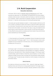 Business Plan Format Letter Format Template