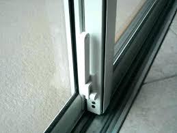 security gate for sliding glass doors double door locks