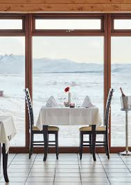 Restaurant Kitchen Tables Luxury Gourmet Restaurant Romantic Dining In Iceland