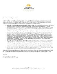 Amazing Ideas New Grad Rn Cover Letter 12 Examples Of Nursing