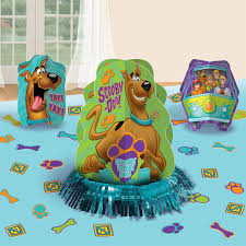 Scooby Doo Bedroom Accessories Scooby Doo Table Decorating Kit Each Party Supplies Walmartcom