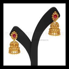Buttalu Designs Gold Latest Kammalu Buttalu Designs South India Jewels