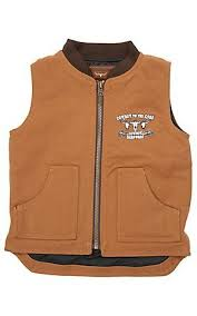 Cowboy Hardware Toddlers Clay Brown Cowboy To The Core