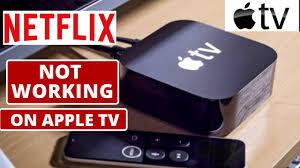 How to fix Netflix App Not Working on Apple TV || Netflix Won't Open on Apple  TV - YouTube