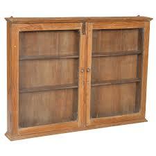 Vintage Medicine Or Display Cabinet Antica Furnishings