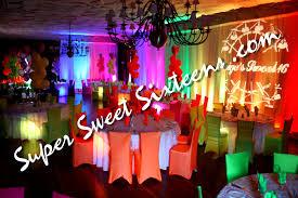 lighting for parties ideas. Long Island DJ For Sweet 16 Parites Lighting Parties Ideas