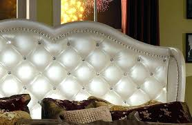 tufted headboard with rhinestone buttons. Brilliant Rhinestone Tufted Headboard With Crystal Buttons Button For   To Tufted Headboard With Rhinestone Buttons A
