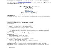 Fantastic Bsc Chemistry Fresher Resume Photos Entry Level Resume