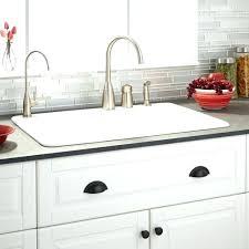 white drop in kitchen sink axmedia info regarding remodel 8