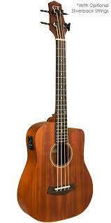 m bass acoustic electric microbass gold tone folk instruments m bass 23 inch scale acoustic electric microbass gig bag