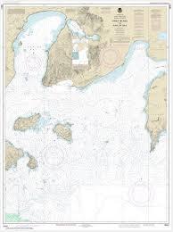 Noaa Chart Unga Island To Pavlof Bay Alaska Pen 16551