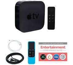 Apple TV 4th Generation 32GB Streaming Device - QVC.com