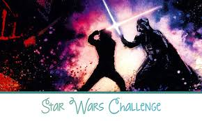 the 30 day star wars challenge just