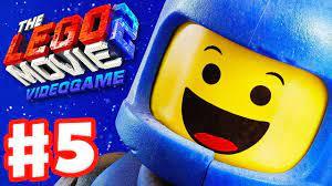 THE LEGO MOVIE 2 VIDEOGAME GAMEPLAY PART 3 DEUTSCH - Rex & Raptoren