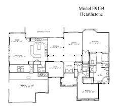 City Grand Hearthstone Floor Plan Del Webb Sun City Grand Floor Hearthstone Homes Floor Plans