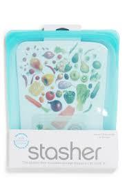 Stasher Half Gallon Reusable <b>Silicone</b> Storage <b>Bag</b> | Nordstrom