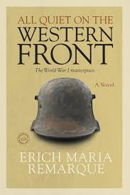 reading guide all quiet on the western front by erich maria  remarque allquiet