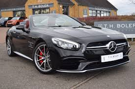 Used 2016 Mercedes-Benz SL SL63 AMG for sale in Oxfordshire ...