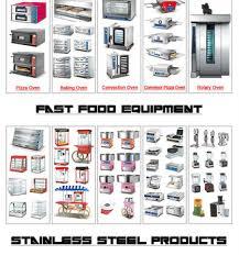restaurant kitchen equipment list. Restaurant Kitchen Equipment Price List From China E