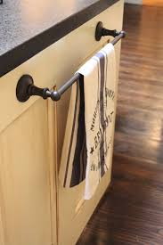 Featured Photo of Kitchen Towel Rack