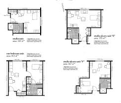 Assisted Living Facility Dementia Friendly Floor Plan  Google Assisted Living Floor Plan