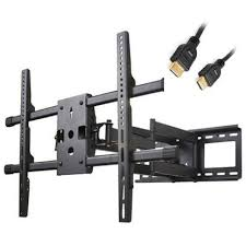 tv wall mount full motion. videosecu articulating tilt swivel rotate full motion tv wall mount for most 40-70\ tv