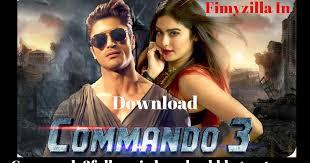 Commando 3 Full Movie Download Filmyzilla In