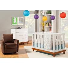baby mod olivia in crib white and cherry  walmartcom