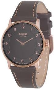 <b>Boccia</b> Titanium <b>3254-03</b> - купить <b>часы</b> по цене 8240 рублей ...