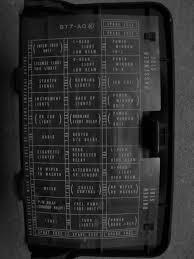 94 honda civic fuse box diagram discernir net 1995 honda civic fuse box diagram under hood at 1994 Honda Civic Fuse Box Diagram