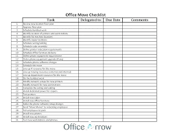 Move Checklist Template Great Moving Checklists Checklist For In Out A Home Packing