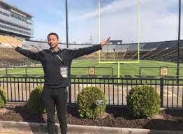 Purdue Recruiting: Byron Perkins' mom, former LFL star, provides  inspiration - Armchair Media Network