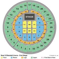 Neal S Blaisdell Arena Seating Chart Blaisdell Seating Chart Concert Hall Best Picture Of Chart