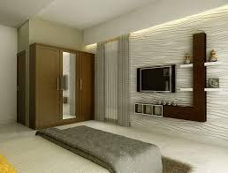 bedroom design. Simple Design Modern LCD Cabinet And Wardrobe Design For Bedroom