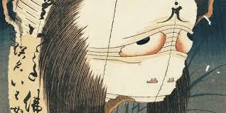 """Résultat de recherche d'images pour """"estampes japonaises fantômes"""""""