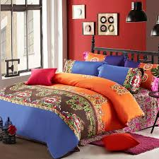 indian style bedrooms black tribal print bedding sets tribal print intended for attractive house indian bedding set prepare