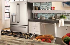 Full Kitchen Appliance Package Stainless Steel Appliance Design For A Modern Kitchen Ge Appliance