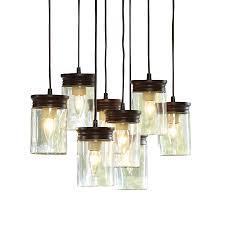jar pendant lighting. Pendant Lights, Enchanting Allen And Roth Light Home Depot Lights Glass Jar Lighting N
