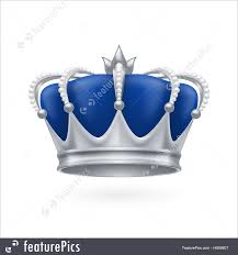 Silver Crown Designs Silver Crown Stock Illustration I4565607 At Featurepics